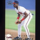 1995 Pacific Baseball #012 Fred McGriff - Atlanta Braves