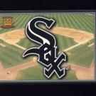 1995 Pacific Prisms Baseball Team Logo #04 Chicago White Sox