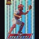 1995 Pacific Prisms Baseball #137 Ivan Rodriguez - Texas Rangers