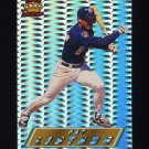 1995 Pacific Prisms Baseball #075 Pat Listach - Milwaukee Brewers