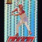 1995 Pacific Prisms Baseball #032 Bret Boone - Cincinnati Reds