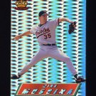 1995 Pacific Prisms Baseball #008 Mike Mussina - Baltimore Orioles