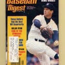 Baseball Digest September 1979 with Tommy John of the New York Yankees on the Cover