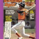 Baseball Digest May 1979 with Jack Clark of the San Francisco Giants on the Cover