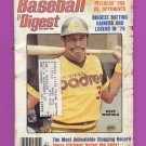 Baseball Digest February 1979 with Dave Winfield of the San Diego Padres on the Cover