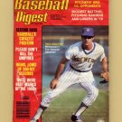 Baseball Digest February 1980 with Paul Molitor of the Milwaukee Brewers on the Cover