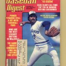 Baseball Digest August 1983 with Dave Stieb of the Toronto Blue Jays on the Cover