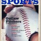 Inside Sports Magazine May 1981 with Evel Knievel / Al Davis / Randall Cobb