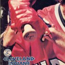 1977 Cleveland Indians Official Program and Souvenir Magazine