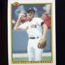1990 Bowman Baseball #281 Wade Boggs - Boston Red Sox