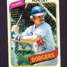 1980 Topps Baseball #510 Ron Cey - Los Angeles Dodgers