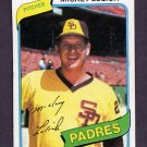 1980 Topps Baseball #459 Mickey Lolich - San Diego Padres Vg