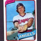 1980 Topps Baseball #402 Merv Rettenmund - California Angels NM-M