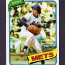 1980 Topps Baseball #401 Pete Falcone - New York Mets NM-M