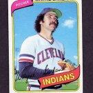 1980 Topps Baseball #361 Wayne Garland - Cleveland Indians