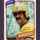 1980 Topps Baseball #292 Dale Berra - Pittsburgh Pirates