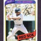 1980 Topps Baseball #200 Jim Rice - Boston Red Sox ExMt