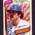 1980 Topps Baseball #051 Joe Ferguson - Los Angeles Dodgers