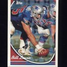 1994 Topps Special Effects Football #517 Bill Lewis - New England Patriots