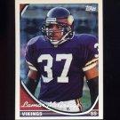 1994 Topps Special Effects Football #462 Lamar McGriggs - Minnesota Vikings