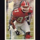 1994 Topps Special Effects Football #337 Bert Emanuel RC - Atlanta Falcons