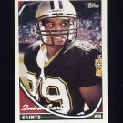 1994 Topps Special Effects Football #285 Quinn Early - New Orleans Saints