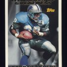 1994 Topps Football #615 Barry Sanders MG - Detroit Lions