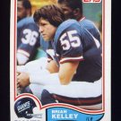 1982 Topps Football #426 Brian Kelley - New York Giants