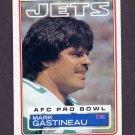 1983 Topps Football #341 Mark Gastineau - New York Jets