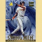1995 Pinnacle Baseball Museum Collection #299 Barry Bonds - San Francisco Giants