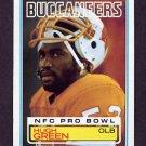 1983 Topps Football #179 Hugh Green - Tampa Bay Buccaneers