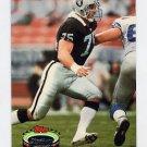 1992 Stadium Club Football #147 Howie Long - Los Angeles Raiders