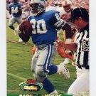 1993 Stadium Club Football #496 Barry Sanders MC - Detroit Lions