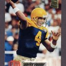 1994 Stadium Club Football #604 Brett Favre - Green Bay Packers