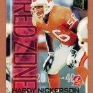 1994 Stadium Club Football #512 Hardy Nickerson RZ - Tampa Bay Buccaneers