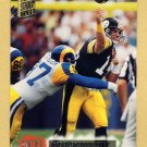 1994 Stadium Club Football #088 Neil O'Donnell - Pittsburgh Steelers
