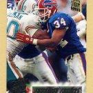 1994 Stadium Club Football #073 Thurman Thomas CT - Buffalo Bills