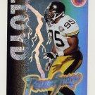1995 Stadium Club Football Power Surge #P9 Greg Lloyd - Pittsburgh Steelers