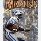 1995 Stadium Club Football Metalists #M2 Barry Sanders - Detroit Lions