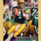1995 Stadium Club Football #320 Brett Favre - Green Bay Packers
