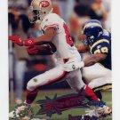1995 Stadium Club Football #207 Jerry Rice EC - San Francisco 49ers