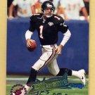 1995 Stadium Club Football #182 Jeff George EC - Atlanta Falcons