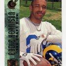 1996 Stadium Club Football #148 Eddie Kennison RC - St. Louis Rams