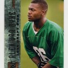 1996 Stadium Club Football #141 Alex Van Dyke RC - New York Jets