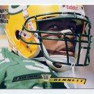 1996 Stadium Club Football #129 Edgar Bennett - Green Bay Packers