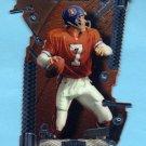1997 Stadium Club Football Triumvirate I #T5B John Elway - Denver Broncos