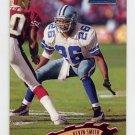 1997 Stadium Club Football #284 Kevin Smith - Dallas Cowboys