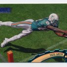 1997 Stadium Club Football #228 Yatil Green RC - Miami Dolphins