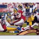 1997 Stadium Club Football #196 Robert Jones - St. Louis Rams