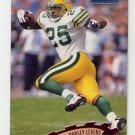 1997 Stadium Club Football #178 Dorsey Levens - Green Bay Packers